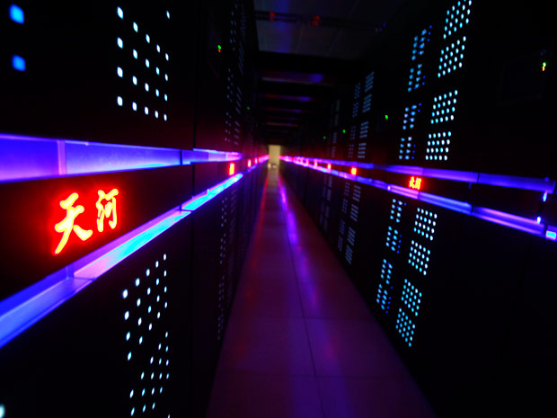 Tianhe-2 Continues Reign As World's Best Supercomputer