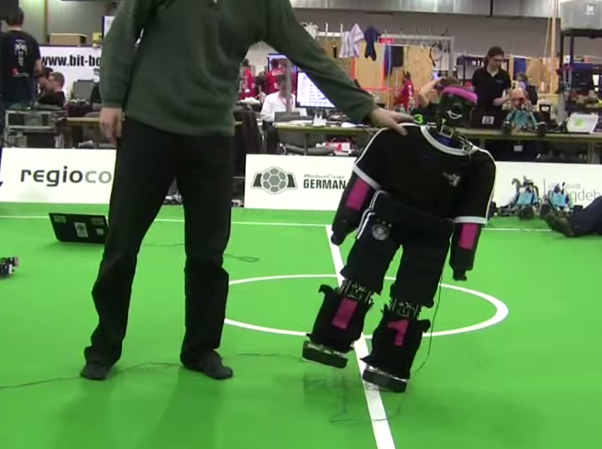Video Friday: Robots at Sea, Humanoids at RoboCup, and D-RHex on Sand