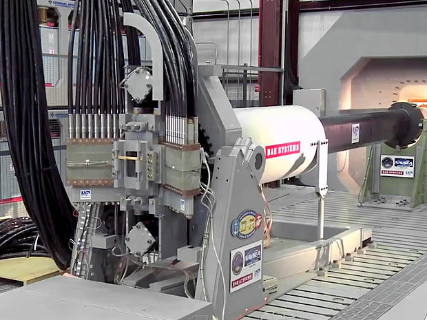 BAE Wants to Equip Future Army Tanks with Railguns