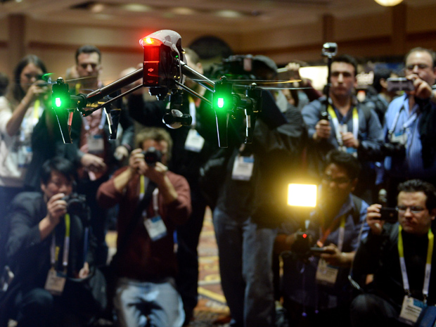 CES 2015: The Year of Infrastructure