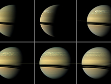 NASA-funded Study Explains Saturn's Epic Tantrums