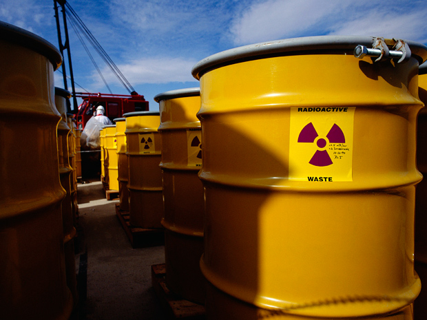 40 Percent of Hanford Nuclear Waste Would Fit in One 5-km Deep Borehole