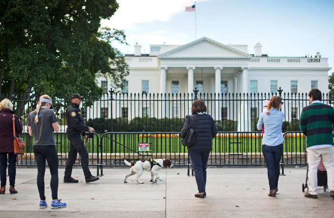 The White House Needs a New Fence (No, a Moat Won't Work)