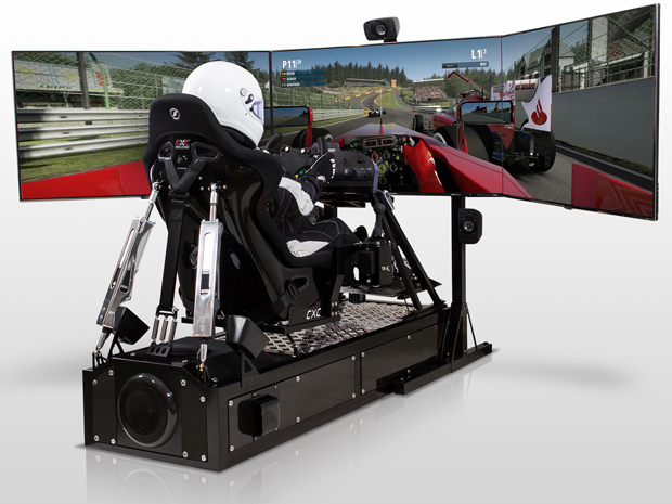 The World's Most Dangerous Driving Simulator