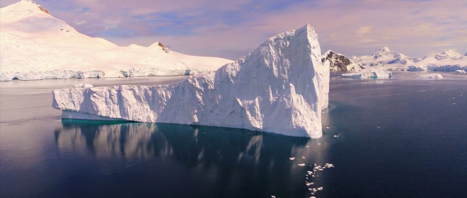 Get Lost in This Stunning Drone Footage From Antarctica