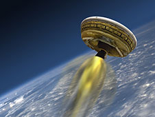 You Get to Watch It Live — NASA's Flying Saucer Test