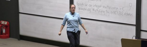 Oxford Mathematics 1st Year Student Lecture: An Introduction to Complex Numbers – Vicky Neale