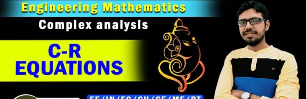 Engineering Mathematics II Complex Analysis II GATE 2021 I I Live Session at 06:30 PM
