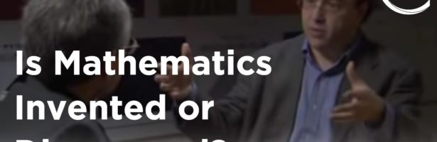 Stephen Wolfram – Is Mathematics Invented or Discovered?