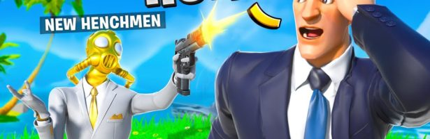 I Pretended To Be A NEW Henchmen In Fortnite