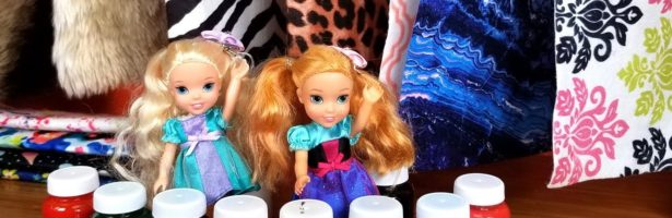 Hardware Store ! Elsa and Anna toddlers – shopping – Barbie