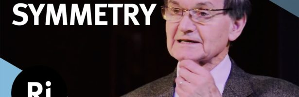 Roger Penrose – Forbidden crystal symmetry in mathematics and architecture