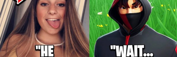 RICH KID Tried To DATE My CRUSH, So I Did This… (Fortnite)