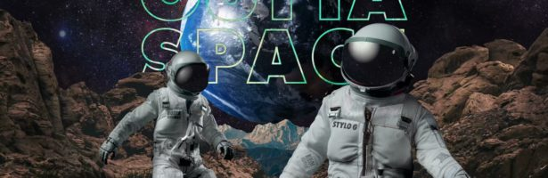 Stylo G Feat Busta Rhymes – Outta Space (Audio Visualiser)