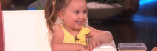 Flashback: Adorable 4-Year-Old Brielle Teaches Ellen About Biology