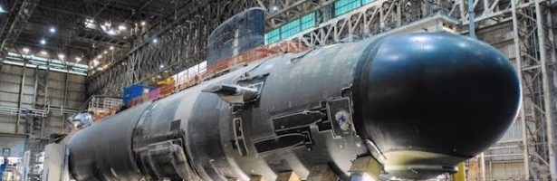 Amazing Submarine Manufacturing And Modern Technology Boat Productions