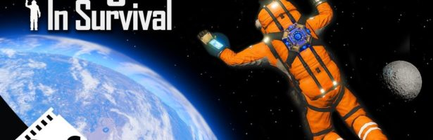 Going to Space – Getting Started in Space Engineers #6 (Survival Tutorial Series)