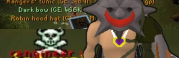 I Pked the Hunters Hunting C Engineers PvP HCIM and made BANK!!! OSRS Adventures