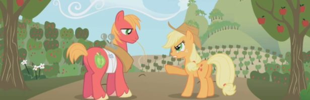 Applejack – Don't you use your fancy mathematics to muddle the issue!
