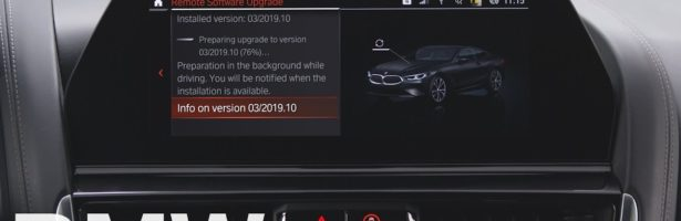 How to start a Remote Software Upgrade – BMW How-To