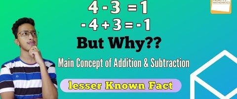 Addition and Subtraction Main Concept    What is Addition and Subtraction??  learn MATHEMATICS