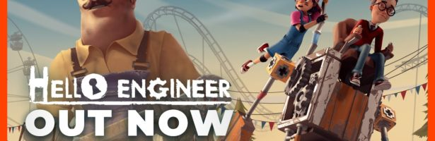 Hello Engineer – Out Now on Google Stadia! (Early Access)
