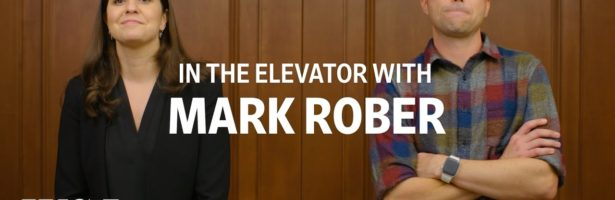 Mark Rober, Youtuber and Former NASA Engineer | In the Elevator | WSJ