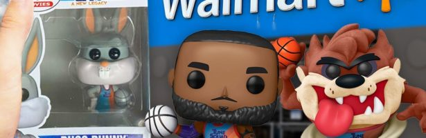 *SPOILERS* Space Jam: A New Legacy Funko Pop Hunting!