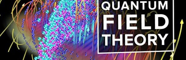 The First Quantum Field Theory   Space Time