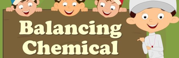 Balancing Chemical Equations for beginners   #aumsum #kids #science #education #children