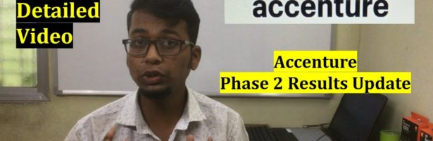 Accenture Phase 2 Results Update   Accenture   Detailed Solution   Must Watch   Engineering Chaska  