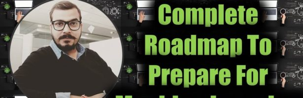 Complete Roadmap To Follow To  Prepare Machine Learning With All Videos And Materials