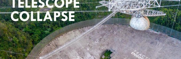What Really Happened at the Arecibo Telescope?