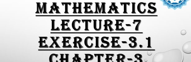 CBSE CLASS 6 MATHEMATICS CHAPTER-3 Playing With Numbers LECTURE-1 (EX-3.1)