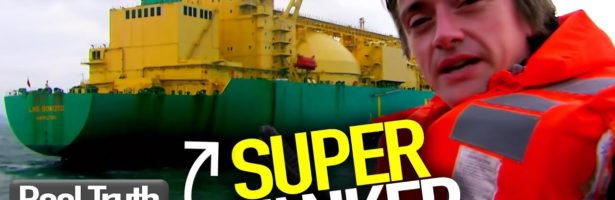 Engineering Connections (Richard Hammond) – Supertanker | Science Documentary | Reel Truth Science